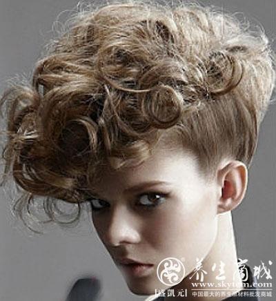 今冬欧美潮流时尚发型 抓住最新流行趋势