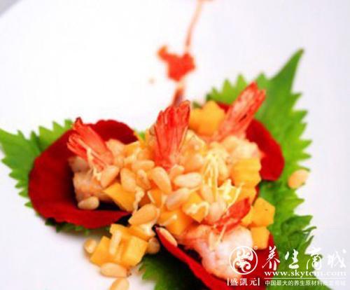中国结大虾编法图解